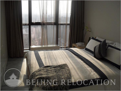 2 Bd in Ascott Raffles City Beijing
