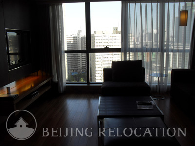 1 Bd in Ascott Raffles City Beijing
