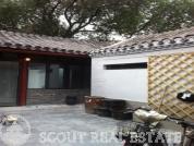 Living room incourtyard  Yonghegong Dongsishitiao