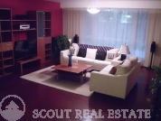 Living room in East Lake Villa