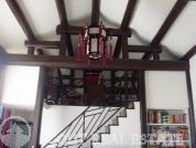 Living room in Yonghegong Dongsishitiao