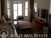 Living room in villa Beijing Riviera