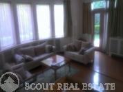 Living room in Chateau Regalia