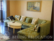 Living room in Beijing Garden