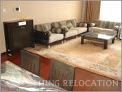 Living room in Gemdale International Garden