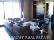 Living room in apartment Victoria Garden (Park 15)