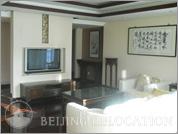 Living room in Glory International Mansion