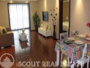 Living room in Baifuyi Serviced Apartments