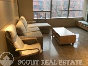 Living room in Centrium Residence