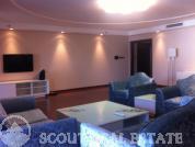 Living room in Baifuyi Serviced Apartments