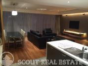 Living room inserviceapartment  Ascott Raffles City Beijing