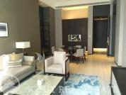 Living room in Oakwood Residence Damei Beijing