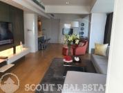 Living room in GTC Residence Beijing