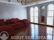 Living room in Chateau Regency