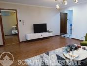 Living room in Sun City