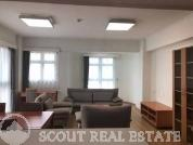 serviceapartment Chaoyang Park Lobby of Sanquan Apartment Beijing Relocation