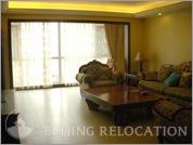 Living room in Oceanwide International