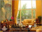 Living room in Orchid Garden