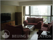 Living room in Boya Garden