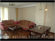 Living room in Capital Mansion