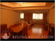 Living room inserviceapartment  Asia Pacific Building