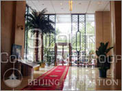 Lobby of Guangming Building