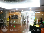 Lobby of Kelun Building