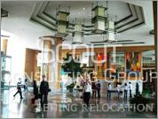 office CBD Lobby of Kerry Center  Beijing Relocation