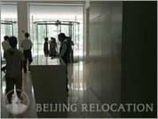 Lobby of SOHO Jianwai
