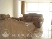 Living room in Chateau Edinburgh